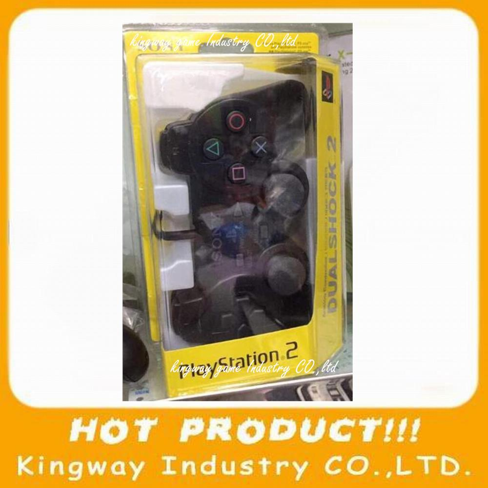 150pcs/Lot Free shipping by DHL for PS2 wired <strong>Controller</strong>
