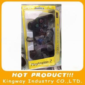 150pcs/Lot Free shipping by DHL for PS2 wired Controller