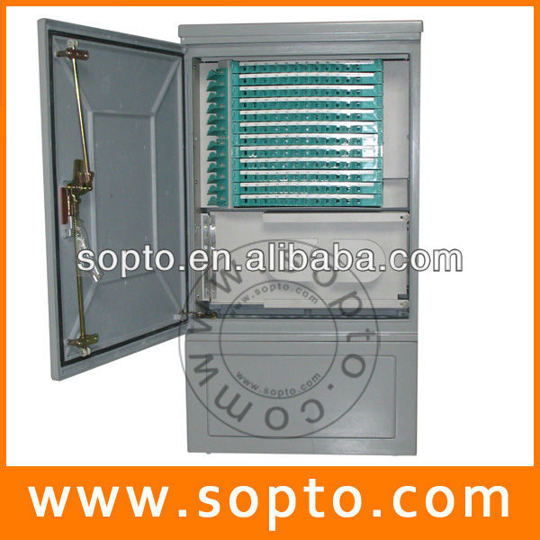 Outdoor ODF Cabinet Metal Enclosure