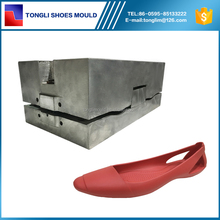 Girl Sandal Shoe Mould Manufacturer Double Color Garden Shoe Mould
