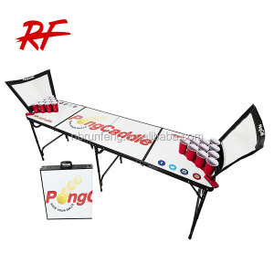 beer pong table/nets and dry erase regulation size
