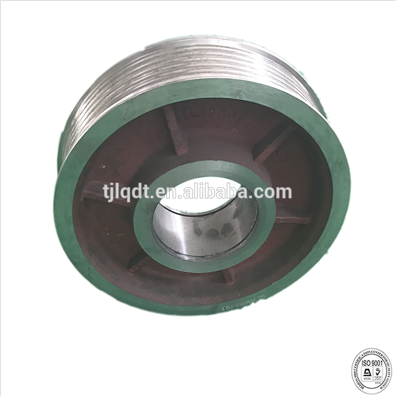 OT1S,elevator wheel draught wheel with lift elevator spare parts