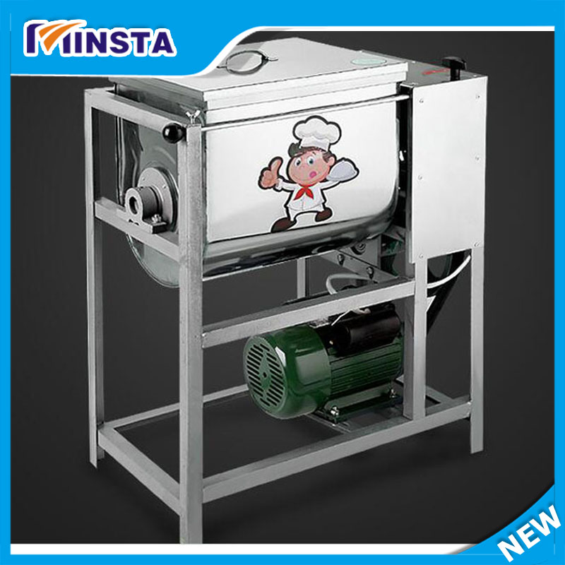 Commerical Bakery 30L Flour Mixing Machine/Dough Mixer For Tortilla/Commercial Dough Making Machine