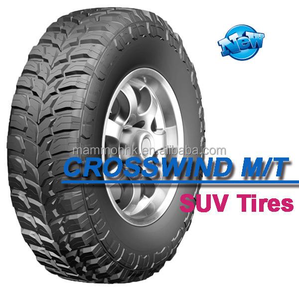 Linglong Brand Crosswind M T Mud Tires