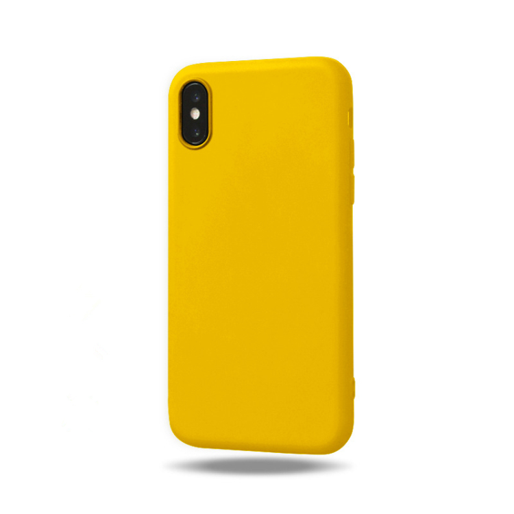 E019 Hot Populaire Soft TPU 3D Sublimatie Blank Case Voor Iphone X