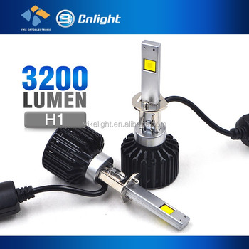 Auto Parts H1 H4 H7 H11 Led Headlight,H7 Bi Xenon Projector Lens,Auto Led  Front Lamp H1 Adapter H7 - Buy Led Headlight H1 Adapter H7,H7 Bi Xenon