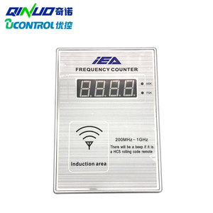 QN-H918 Qinuo Hand Held Measure Tool Remote Control Frequency Meter / Frequency Counter