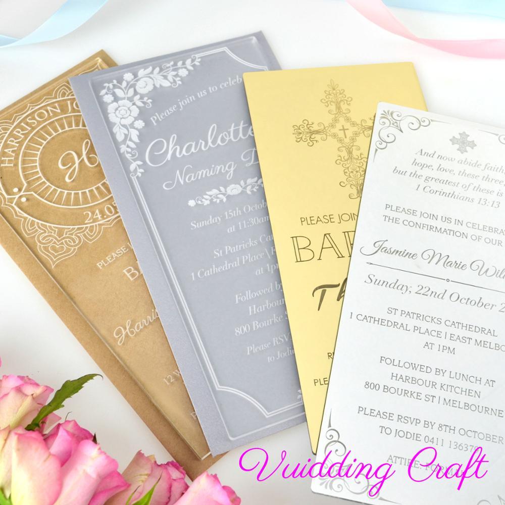 plexiglass wedding invitations picture,images & photos on Alibaba