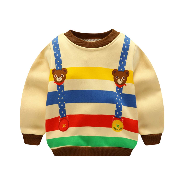 Fujian Youth Sweatshirt Kid Hoodie Pullover for Boys /& Grils