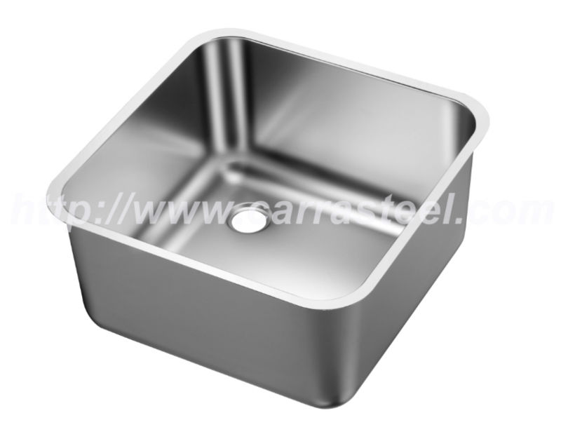 high quality stainless steel commercial weld sink
