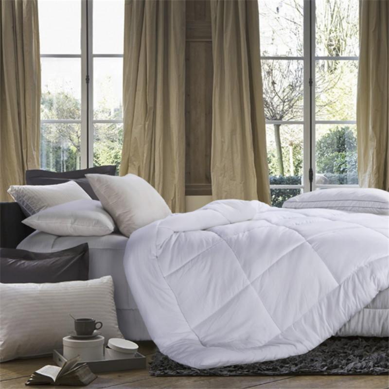 Hotel Feather Fabric Quilt/Duvet Hotel Room Quilt