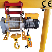 hot sell 250KG mini hoist electric winch of lifting tools