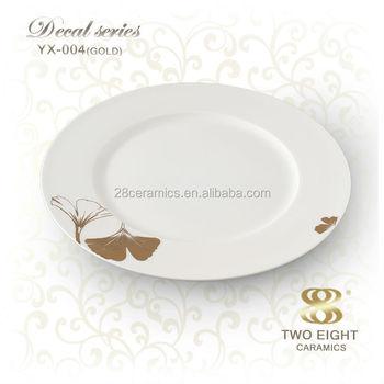Luxury arabic restaurant dinnerware custom round dinner plate  sc 1 st  Alibaba & Luxury Arabic Restaurant Dinnerware Custom Round Dinner Plate - Buy ...