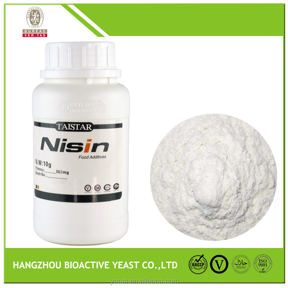 nature food preservative E234 nisin manufacturer