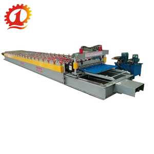Corrugation High Rib Roofing Panel Roll Forming Machine