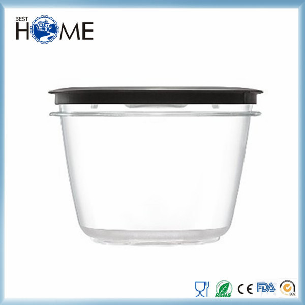 Microwave oven safe food storage container set/glass lunch box