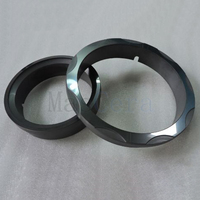 Custom Production Mechanical Application SiC Silicon Carbide Seal Ring
