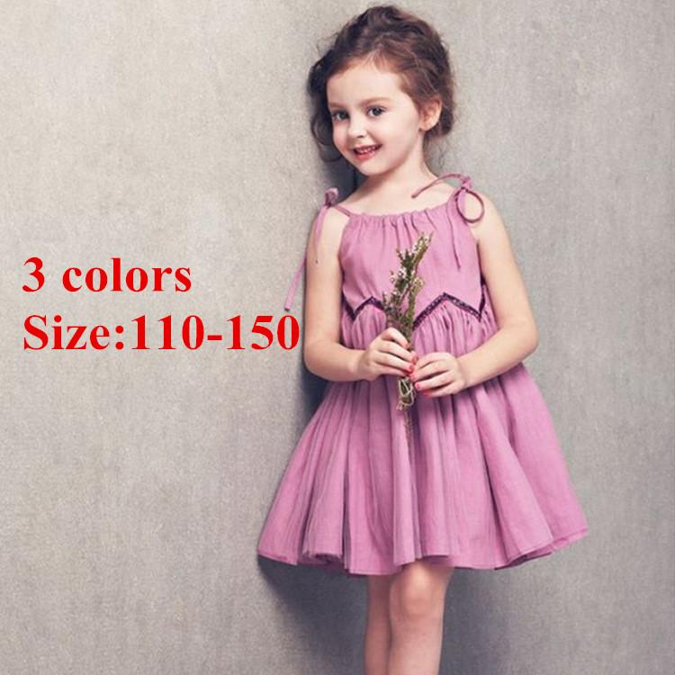 Venta al por mayor vestidos de gasa para niñas-Compre online los ...
