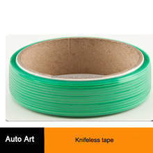KnifeLess Finish Line Tape for Vinyl Stripes and Wraps Cutting Line 164 ft Roll