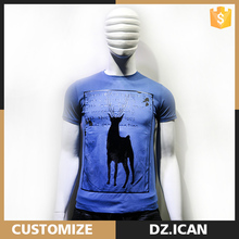 Competitive Price Casual Mens Custom Screen Printed T Shirts