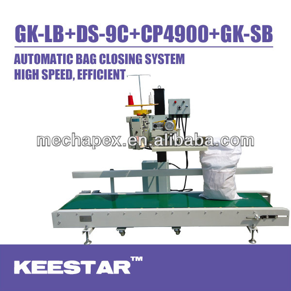 Keestar 9C-LB-CP4900-GK-SB high speed automatic feed bagging machine