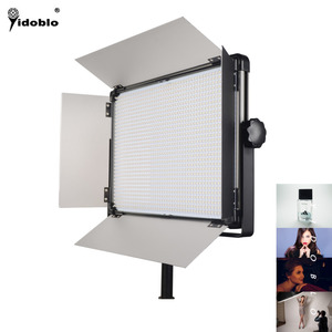 Yidoblo Bi color video light for photography professional photographic