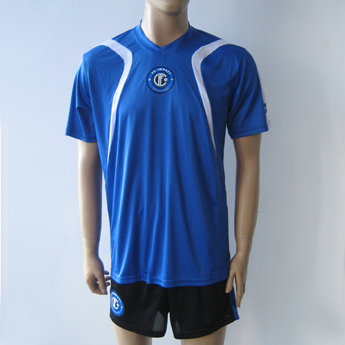 Classic soccer football shirt for men