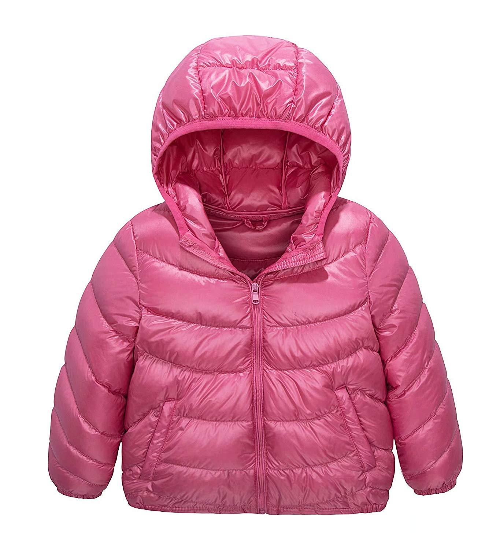 7b544b3e4 Cheap Boys Red Puffer Jacket