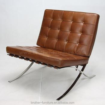 replica hot sale high quality barcelona chair easy chair & Replica Hot Sale High Quality Barcelona Chair Easy Chair - Buy ...
