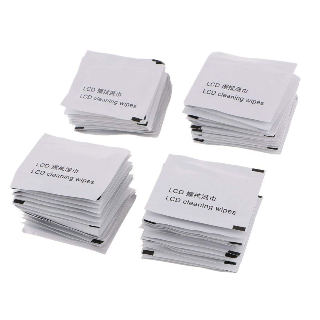 08cb8e5f7c Get Quotations · Baosity Lens Cleaning Wipes Pre-Moist Sachets 60 Pack  Tissue to Clean Tablet