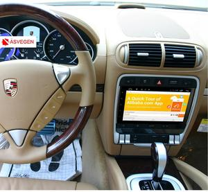 Hot Sale For Porsche Cayenne car DVD player with Built-in GPS Bluetooth-Enabled Touch Screen and WIFI contact
