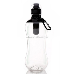 Reusable Bobble Filter Water Bottle Outdoor Sports Hiking