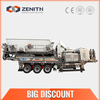 High Technology Mining Equipment mobile crusher plant jamaica