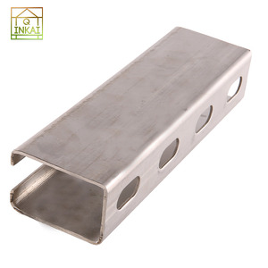 Hot Sale New Design Customized aluminum c beam steel concrete water u channel profile