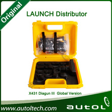 [Distribuidor launch autorizado] 2013 versión global launch x431 diagun actualización iii en la web oficial con código dealer launch