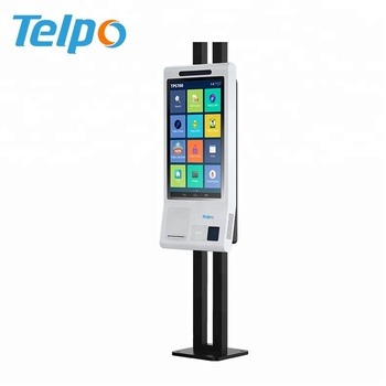 Thermal Printer 80mm Ticketing Touch Screen Order System Restaurant - Buy  Open Source Restaurant Ordering System Kiosk Mall,Interactive Kiosk Payment