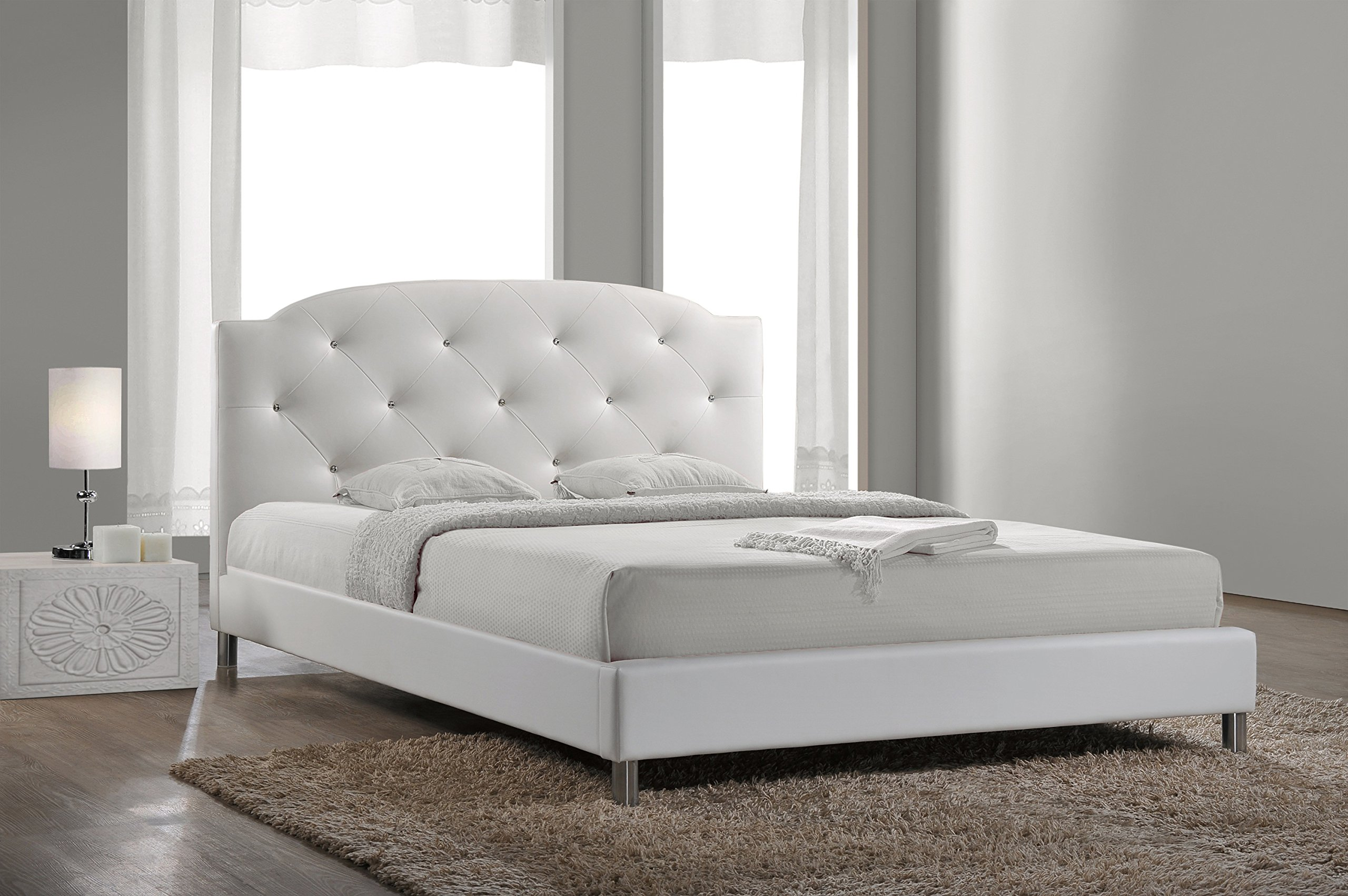 com walmart white crown erin leather sizes mark faux black ip bed multiple