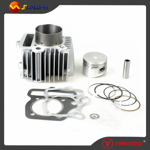 YIMATZU 125cc 54mm Big Bore Kit for HONDA C100 110 Motorcycle Engine-AL
