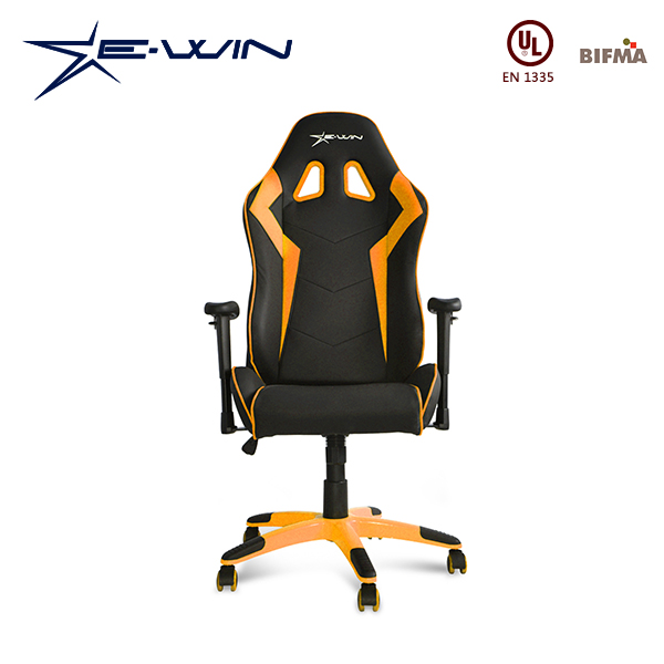 EWIN ergonomic race style racing chair with EN BIFMA certification