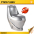 Silver colored washdown bathroom wc toilet bowl for middle east market
