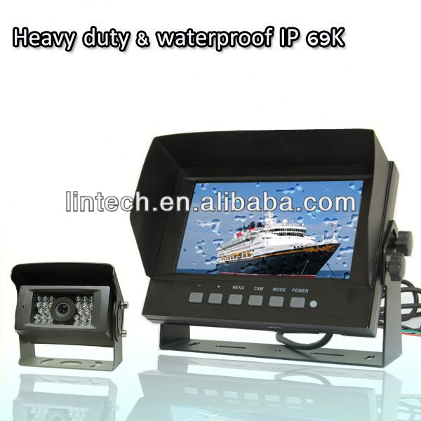 China supplier volkswagen touareg car audio system CCD sharp/sony car camera