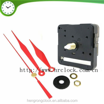 Clock Motor Electric Movements Clwork Mechanism For Wooden Wall