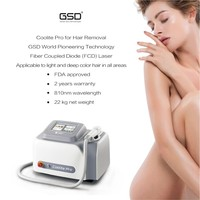 diode laser hair removal machine with german laser