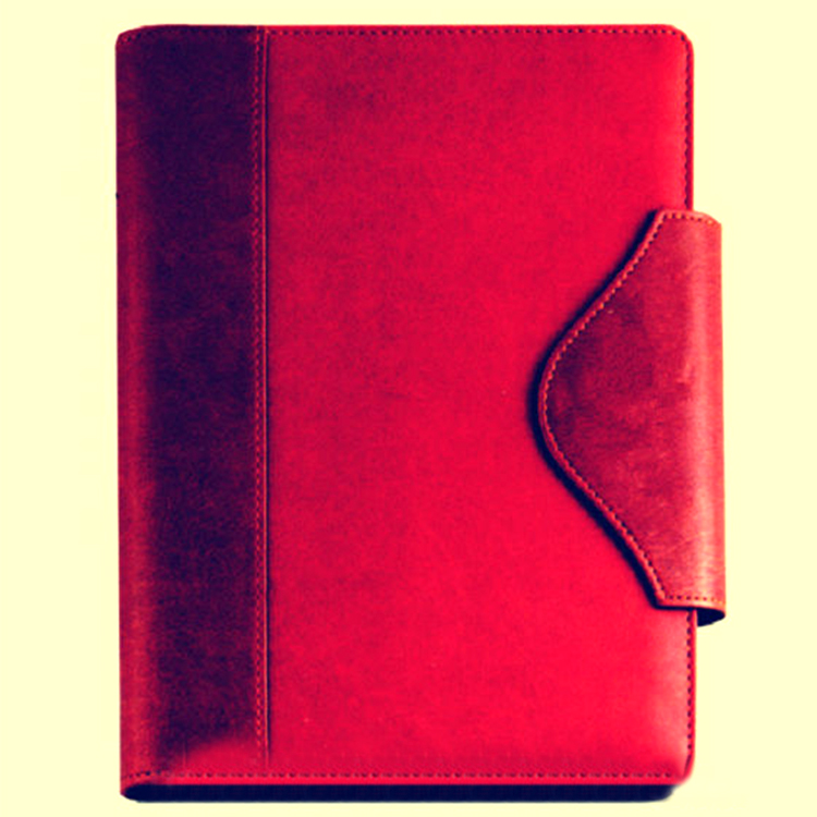 2013 Hot Selling Brand New & Original PU leather notebook