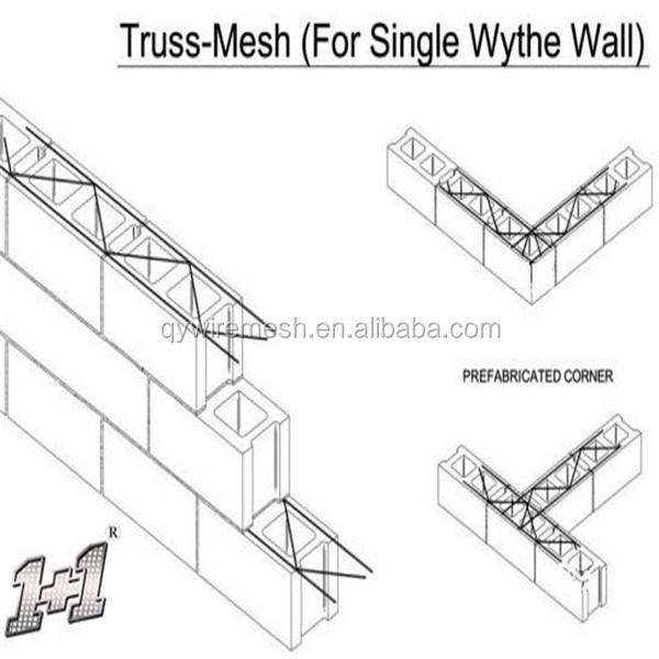 block ladder wire mesh masonry ladder reinforcement ladder wire rh alibaba com