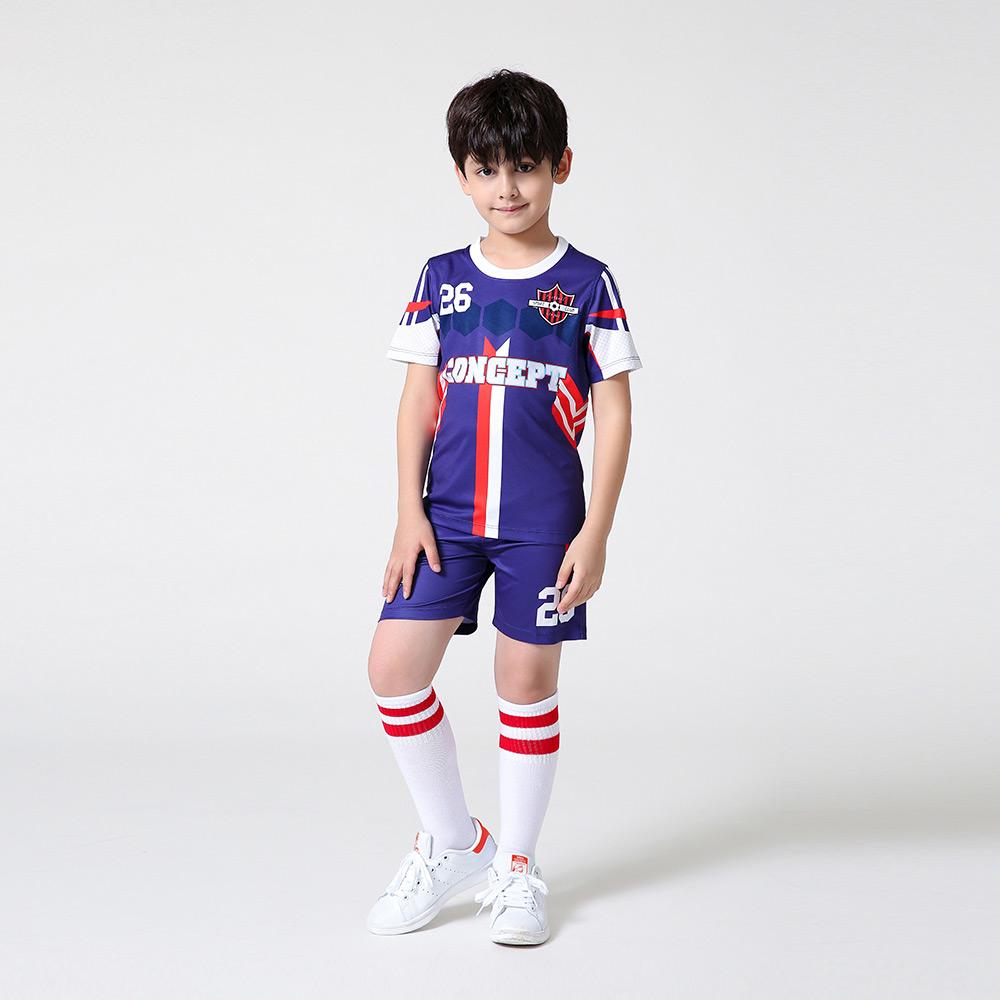 newest b1e91 f15d5 New Season Kids Football Jersey Wholesale Youth Soccer Uniforms New Club  Team Soccer Jersey Kids - Buy Soccer Jersey Kids,Wholesale Soccer ...