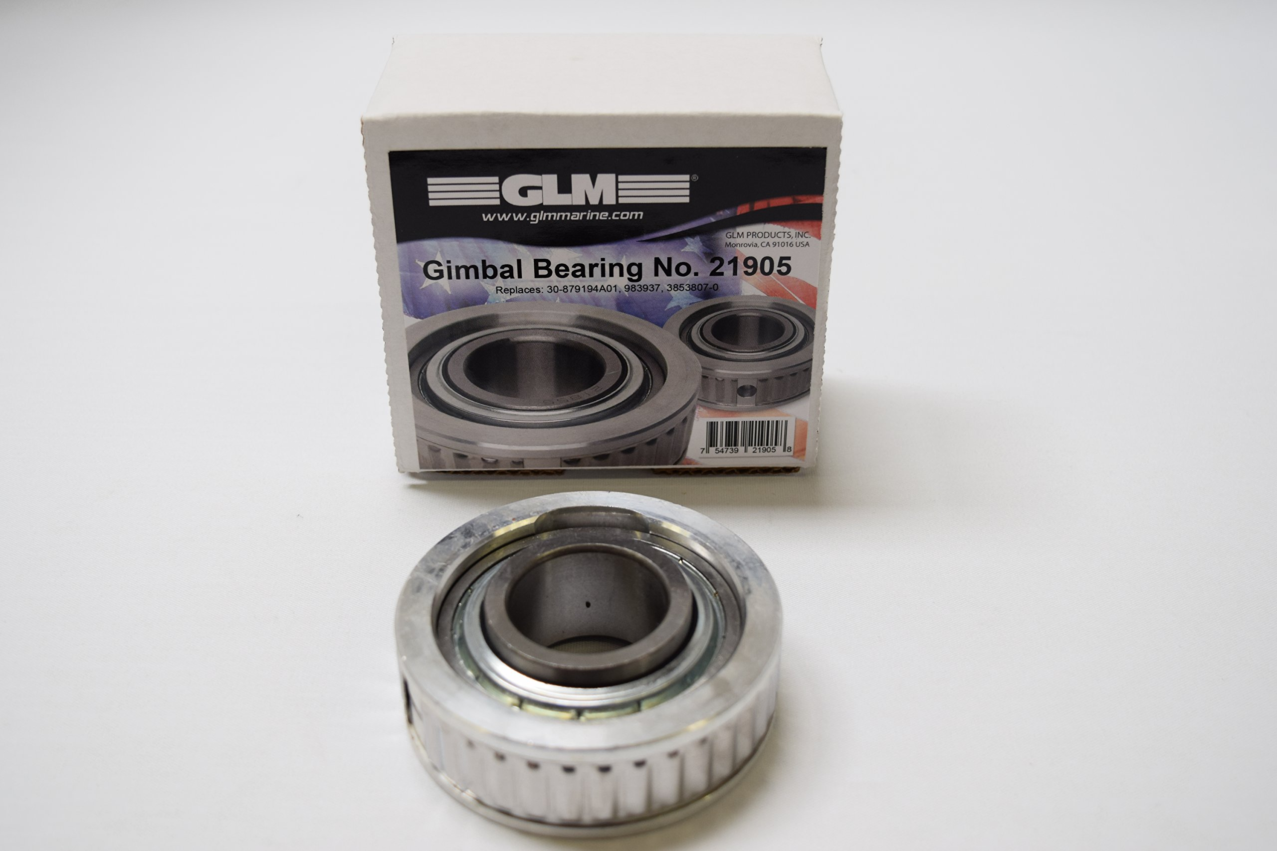 Marine Gimbal Bearing Replaces Mercruiser 30-60794A4 GLM 21905 ALPHA ONE