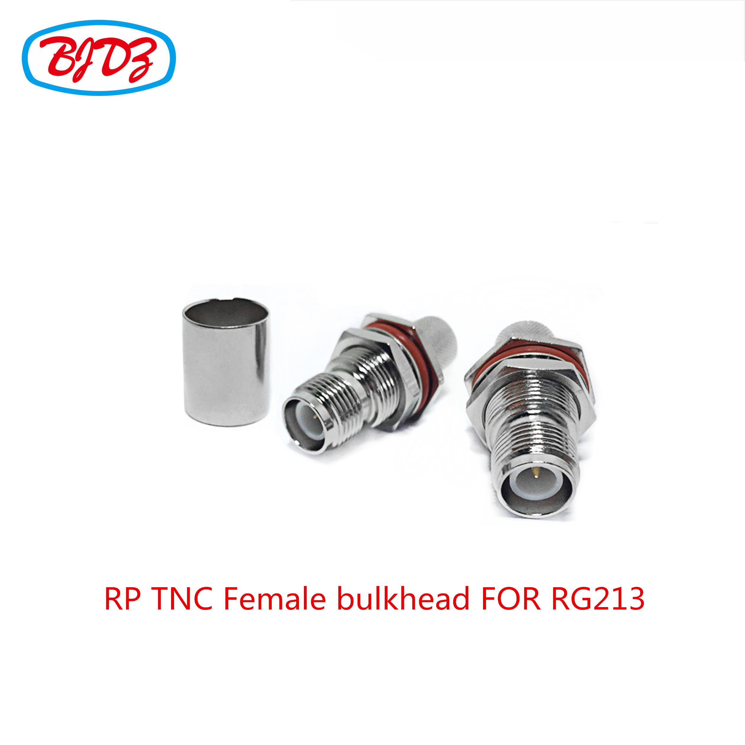 RF coaxial cable connector 2.5*10 M SSMB male connector for PCB