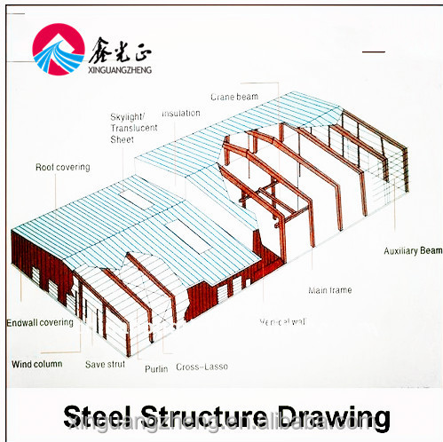 best price and best quality used steel sheds