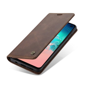 Wholesale Leather Cell Phone Covers for Samsung Galaxy S10e Wallet Leather Cases for Samsung S10 Plus S10